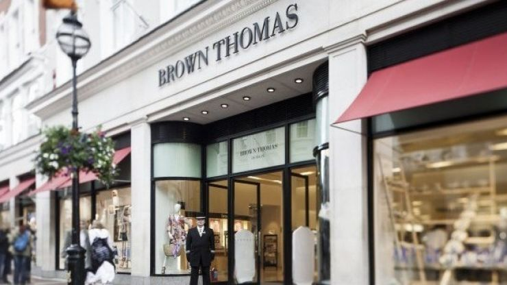 Brown Thomas and Arnotts to phase reopening from next week