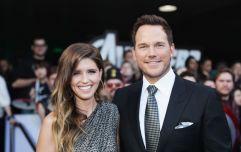 Katherine Schwarzenegger married Chris Pratt yesterday, and her dress was STUNNING