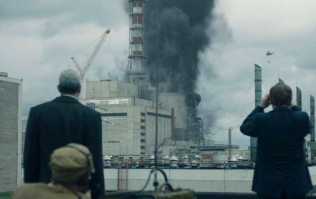 Chernobyl survivor says watching the first episode of the HBO mini series was 'painful'