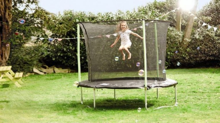 Aldi is releasing TWO new trampolines for less than €100 each