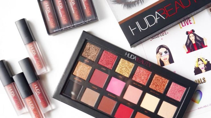 Huda Beauty just dropped three new palettes, and we want them all