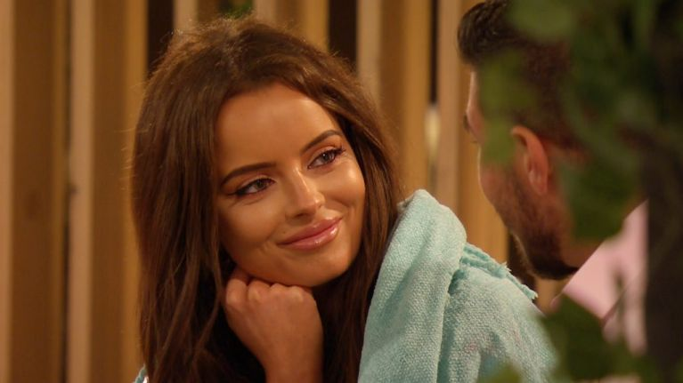 Love Island's Maura Higgins has a cheeky tattoo that you're sure to spot soon