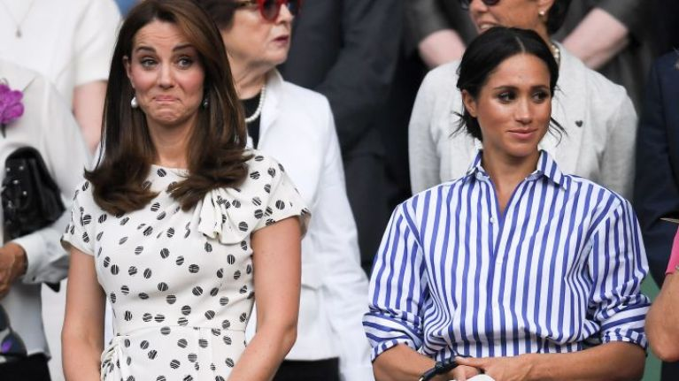 Kate Middleton and Meghan Markle... who has more influential style?