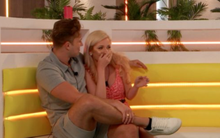 Stop the lights, did you hear Amy's cheeky remark on Love Island last night?