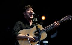 Lovers of the Light: Mumford and Sons brave the rain at Malahide Castle