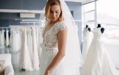 Bride 'gutted' after bridesmaid secretly shares photo of her wedding dress on Facebook