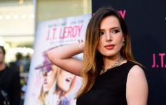 Bella Thorne tweets own nudes after hacker threatens to share them