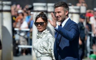 Victoria Beckham and Meghan Markle have the exact same dress and it's STUNNING