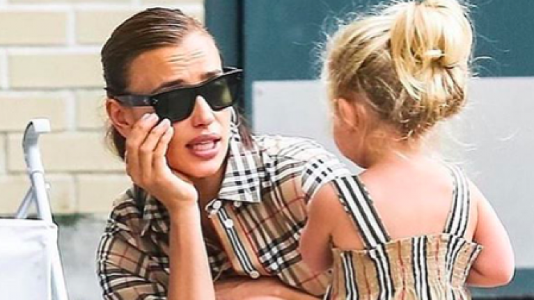 Irina Shayk and Bradley Cooper spotted on solo trips in NYC as the pair learn to co-parent