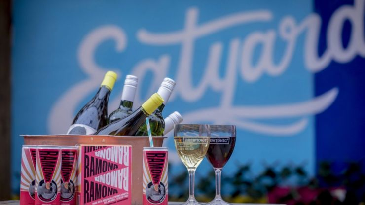 The very best wine and cheese hits the Iveagh Garden next month