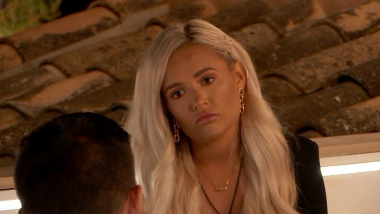 Love Island's Sherif believes they're not telling Molly-Mae why he was kicked out
