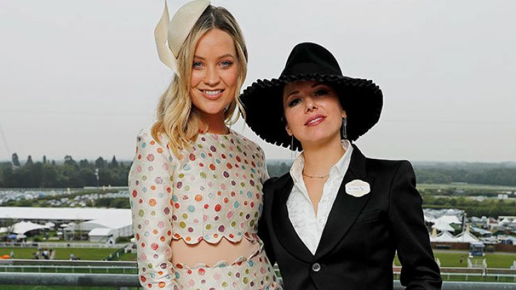 The Irish ladies at the Royal Ascot certainly didn't disappoint us in the fashion stakes