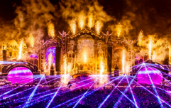Budweiser is giving away 2 tickets to Tomorrowland at their Opium event!