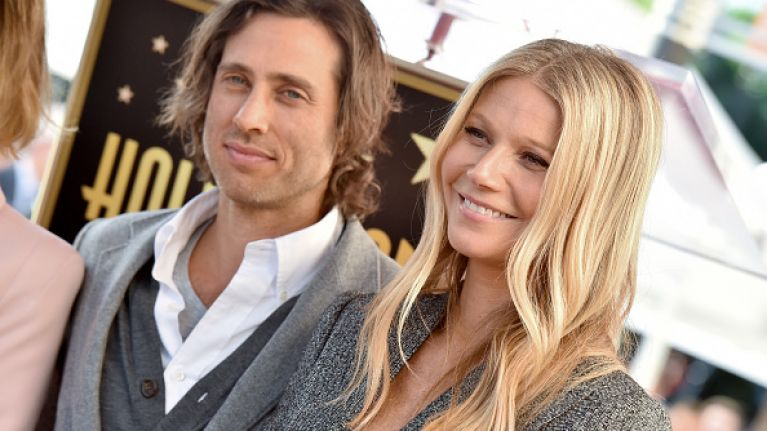 Gwyneth Paltrow and husband Brad have separate homes and live together four nights a week
