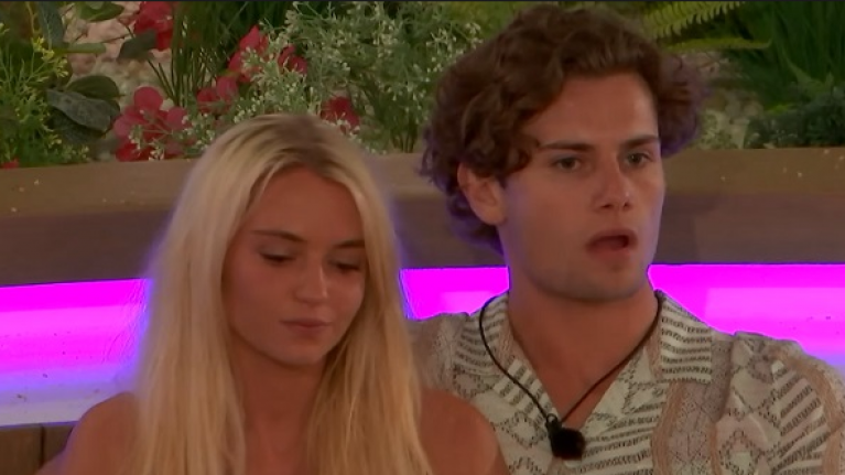 Love Island fans think Lucie plans to stray from Joe after one thing she said last night