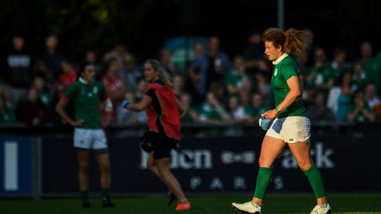 """Slate me, I played crap"" Jenny Murphy on World Cup pressure and honest analysis"