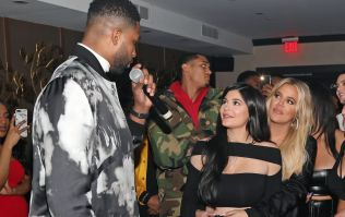 Kylie Jenner, Jordyn Woods and Tristan Thompson were all at a party together last weekend