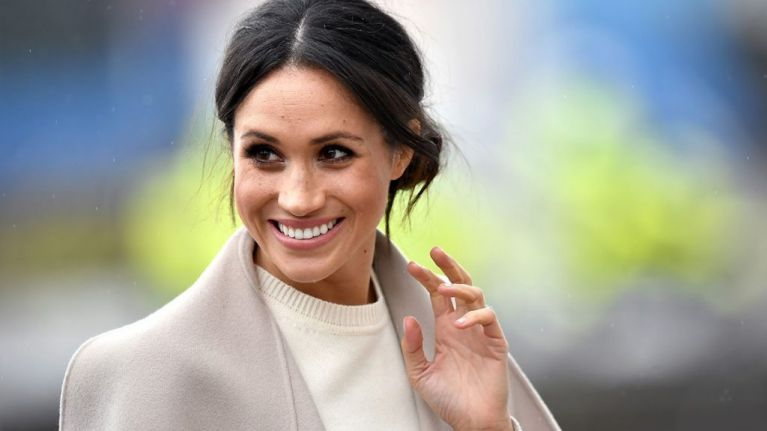 Meghan Markle is taking over British Vogue for its September issue