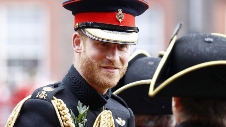 Prince Harry's angling to live a plastic-free life making him our new sustainable bae
