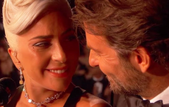 Lady Gaga's ex just liked Irina Shayk's post-breakup Instagram and sorry, nah