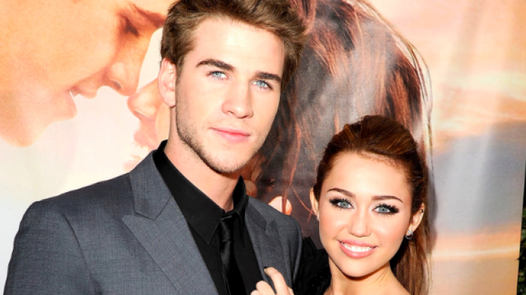 Miley Cyrus shared this SERIOUS throwback with Liam Hemsworth and my heart hurts