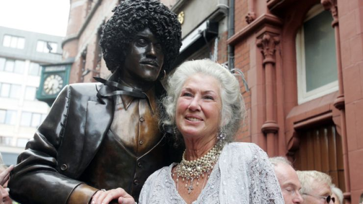Phil Lynott's mother, Philomena Lynott, has passed away aged 88