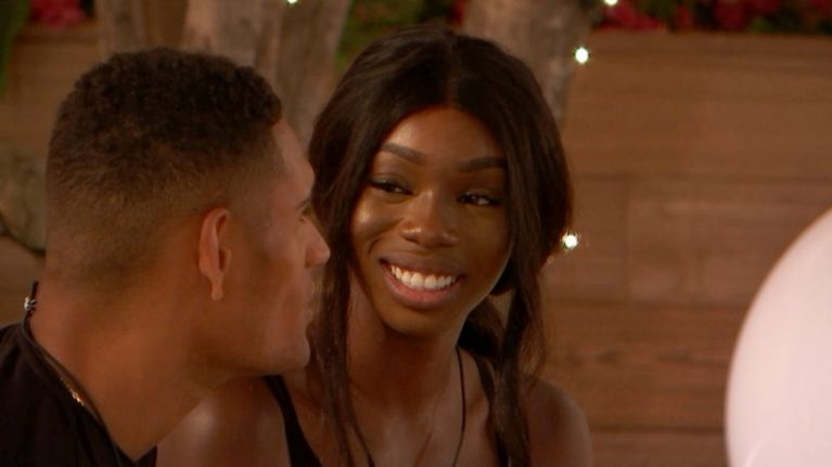 We're WEAK over what Danny says to Yewande on tonight's Love Island