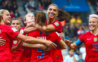 The social media reaction to the FIFA Women's World Cup reveals a lot