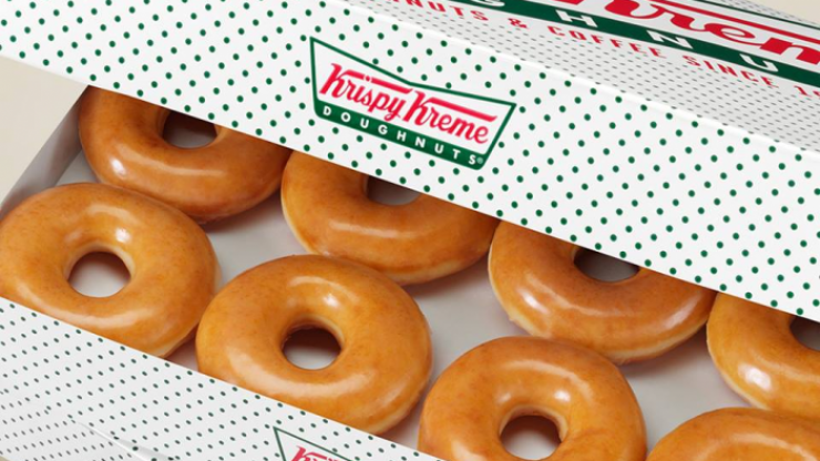 Krispy Kreme drive-thru is going back to being open 24 hours, 7 days a week