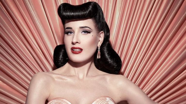 Dita Von Teese Tour Dates 2020 Red lipstick at the ready: Dita Von Teese is coming to Dublin | Her.ie