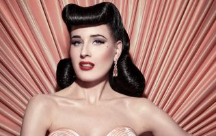 Red lipstick at the ready: Dita Von Teese is coming to Dublin