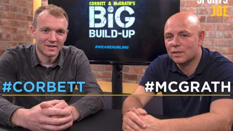 All-new hurling hub and analysis show 'Big Build-Up' is a must-see for fans!
