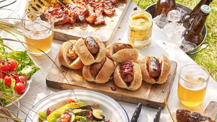 WIN a €200 Marks & Spencer voucher and play host to an effortless summer BBQ
