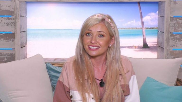 Amy Hart has walked out of the Love Island villa