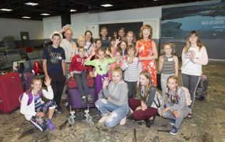 120 children from Chernobyl arrive in Ireland today for month-long respite