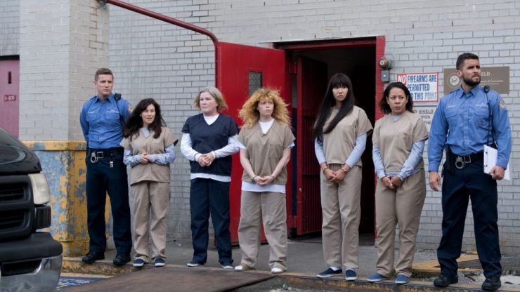 The trailer for season seven of Orange Is The New Black is officially here