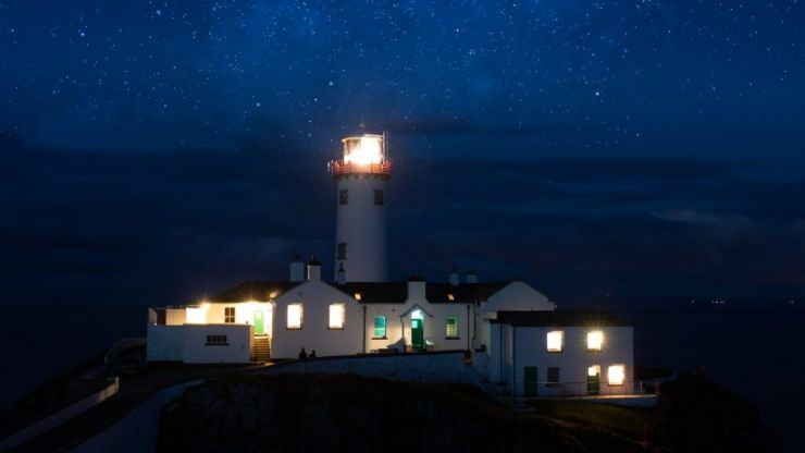 The trip of a lifetime: WIN the chance for you and your mates to stay in a lighthouse in Donegal