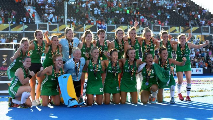 'Keep this momentum going' Paula Cunniffe on Irish women's hockey and the new heroes of the pitch