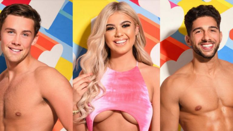 Here are all the Instagram handles for the Love Island Casa Amor contestants