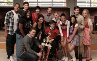 Glee is arriving on Netflix tomorrow and that's our Sunday sorted