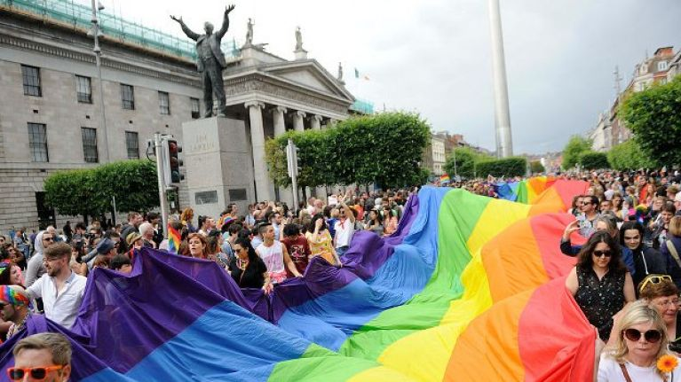 Thousands of people set to take part in Dublin Pride