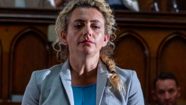 Maya's fate has been revealed on Emmerdale as she appears in court for abuse case