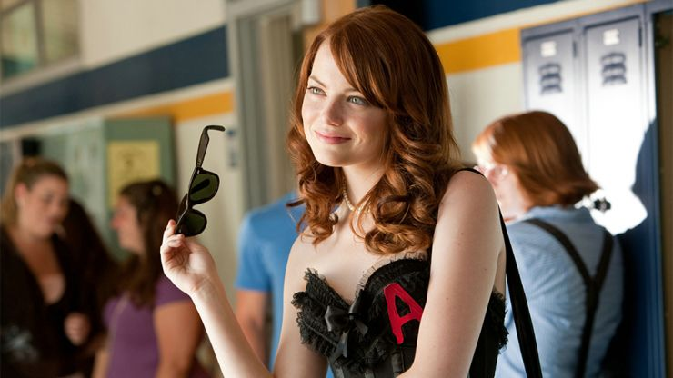 The first details about the Easy A spin-off movie are here we can't wait