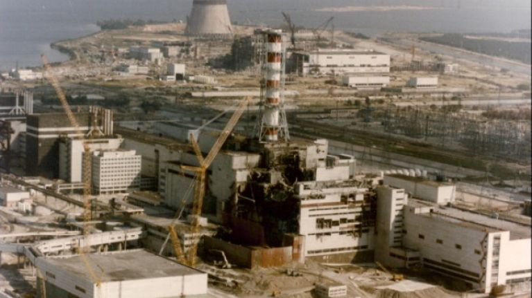 Sky's excellent documentary on 'The Real Chernobyl' is now available