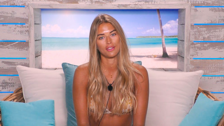 Looks like Love Island's Arabella is a maternity model on ASOS and sorry, wha