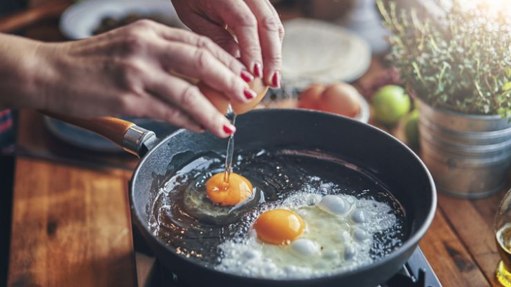 Nutritionist says eggs are an essential breakfast food and we're okay with that
