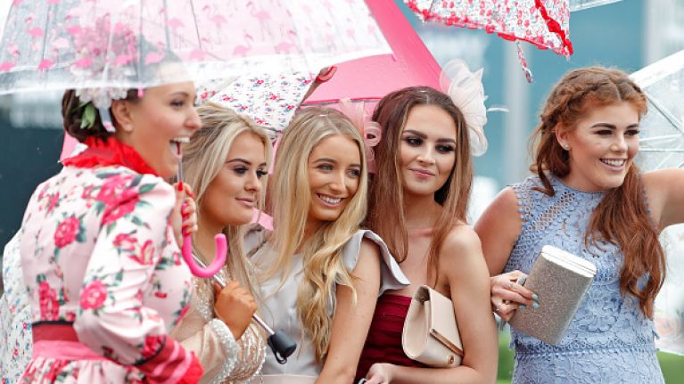 Galway Races in the rain: Tips and tricks to beat the sludge