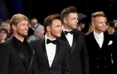 QUIZ: Can you name the Westlife song based off the first line?
