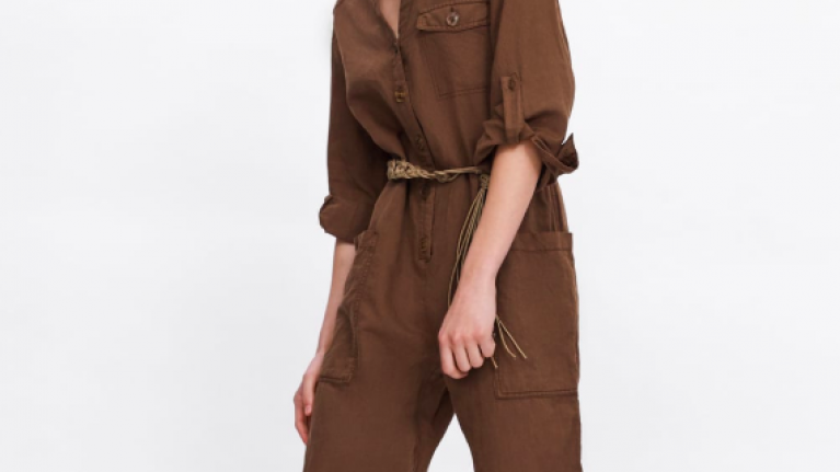 Help! A jumpsuit with an arse cut-out now exists so you can pee freely