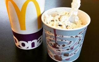McDonald's are taking TWO McFlurries off the menu and it's going to cause upset